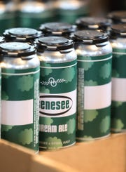 170 cases of the beer was made of the Genesee Dream Ale.
