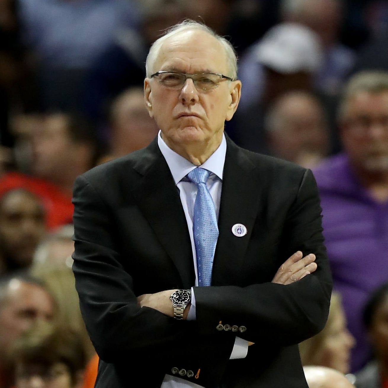 When is Jim Boeheim going to retire as Syracuse basketball coach?