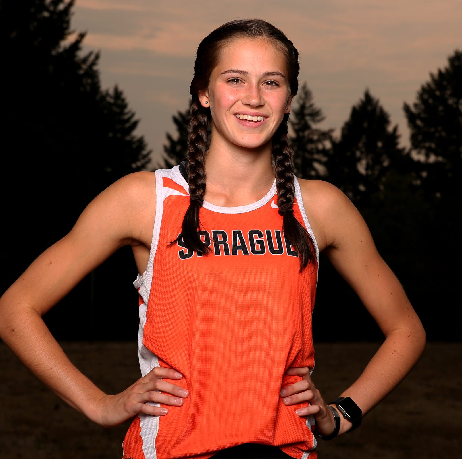 Sprague's Elise Abbott is Statesman Journal Athlete of the Week