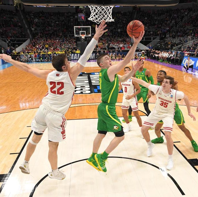 Oregon Ducks: Payton Pritchard 2.0 continues in win over Wisconsin