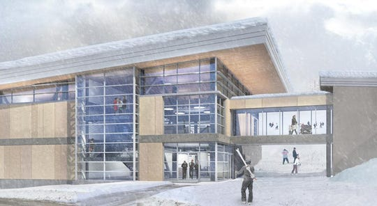 "A new lodge dubbed ""Sahale"" will be built near Mount Hood Meadows' south lodge."
