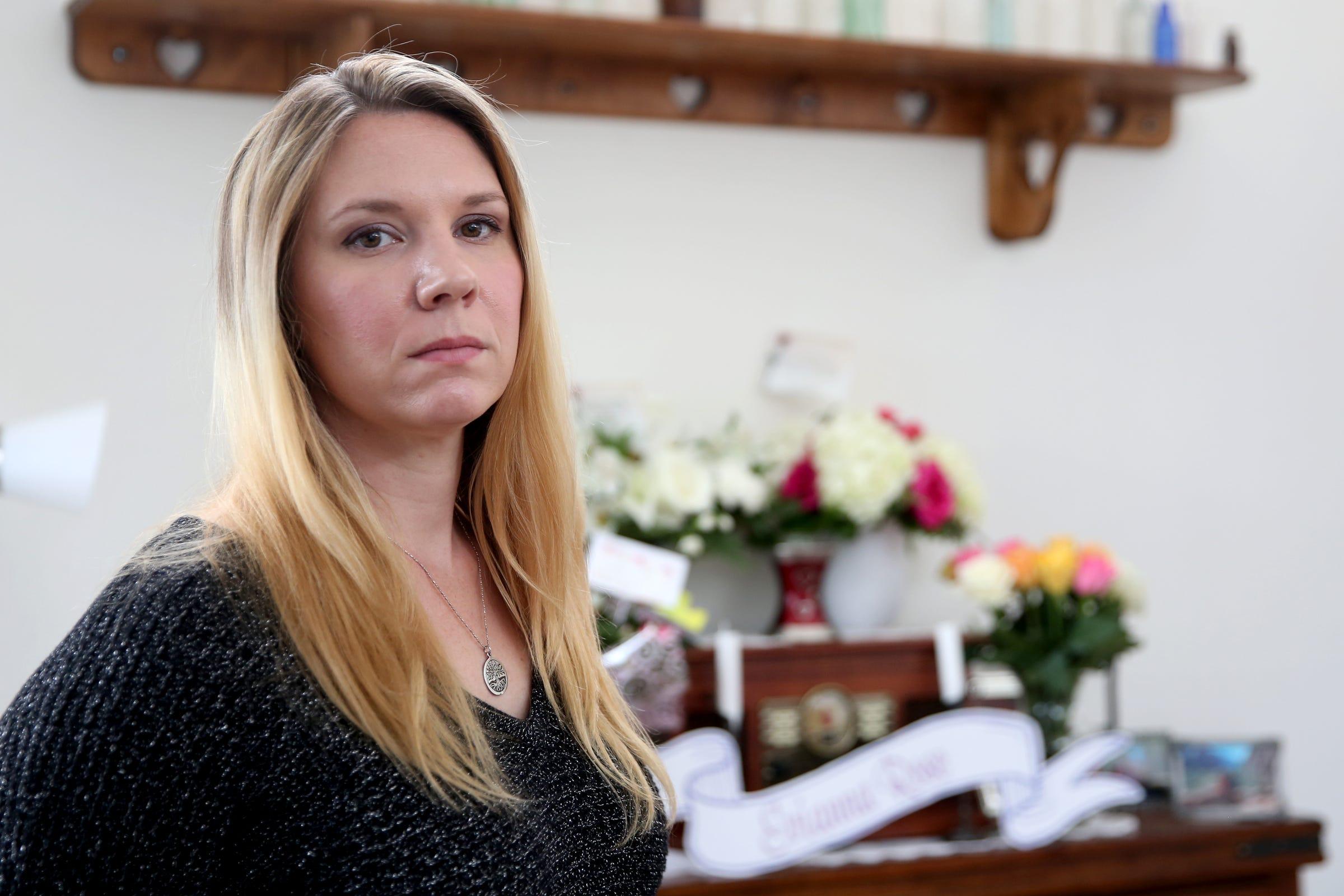 Mom questions hospital after infant's meningitis death