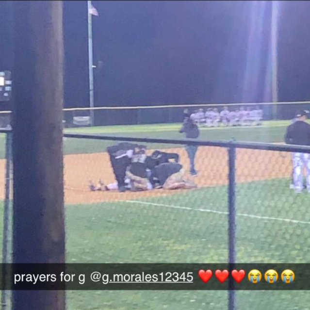 Texas high school baseball coach: Player should be suspended for rest of season over hit