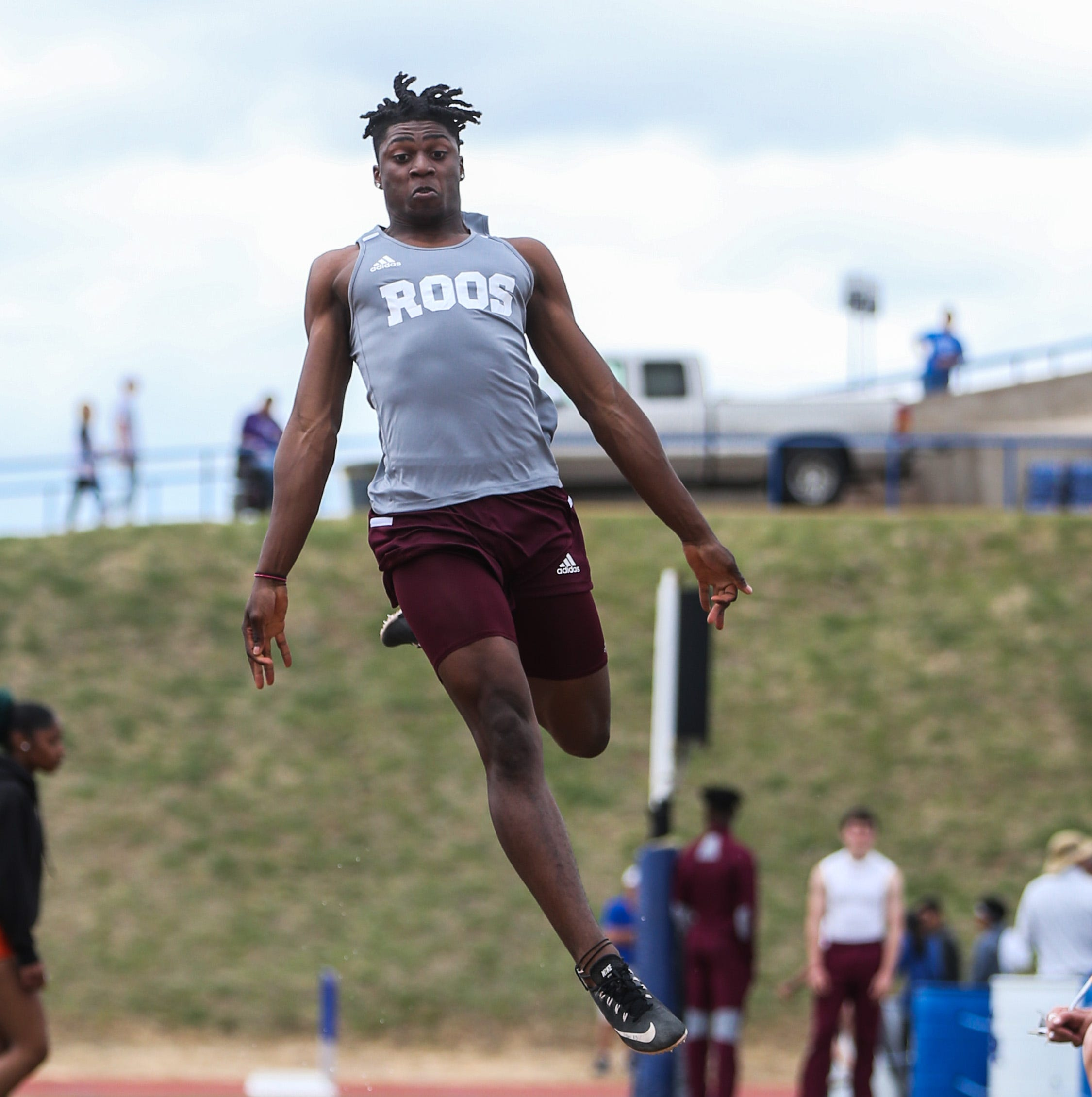 San Angelo Relays: Killeen's Price breaks 38-year-old long jump record