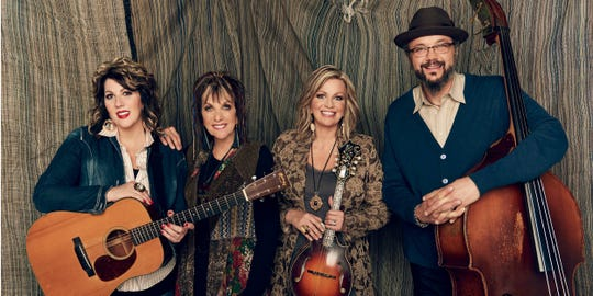 The Isaacs will perform as part of the Weill Center's Gospel Series.
