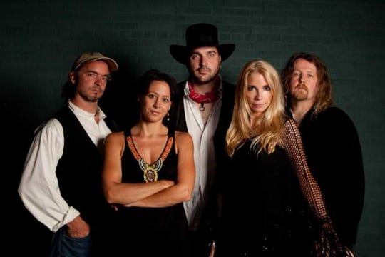 TUSK, a Fleetwood Mac cover band, will perform at the Weill Center.