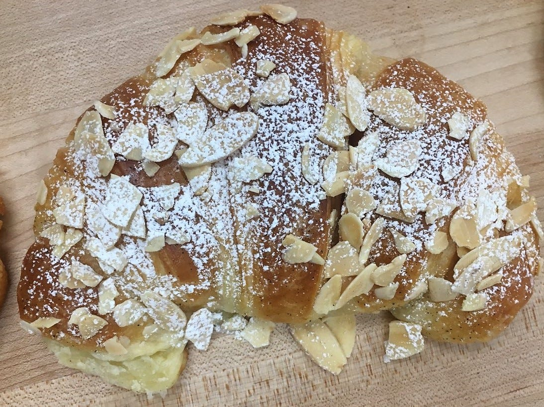 Lowder Baking Company now serves a variety of fresh pastries and breads.