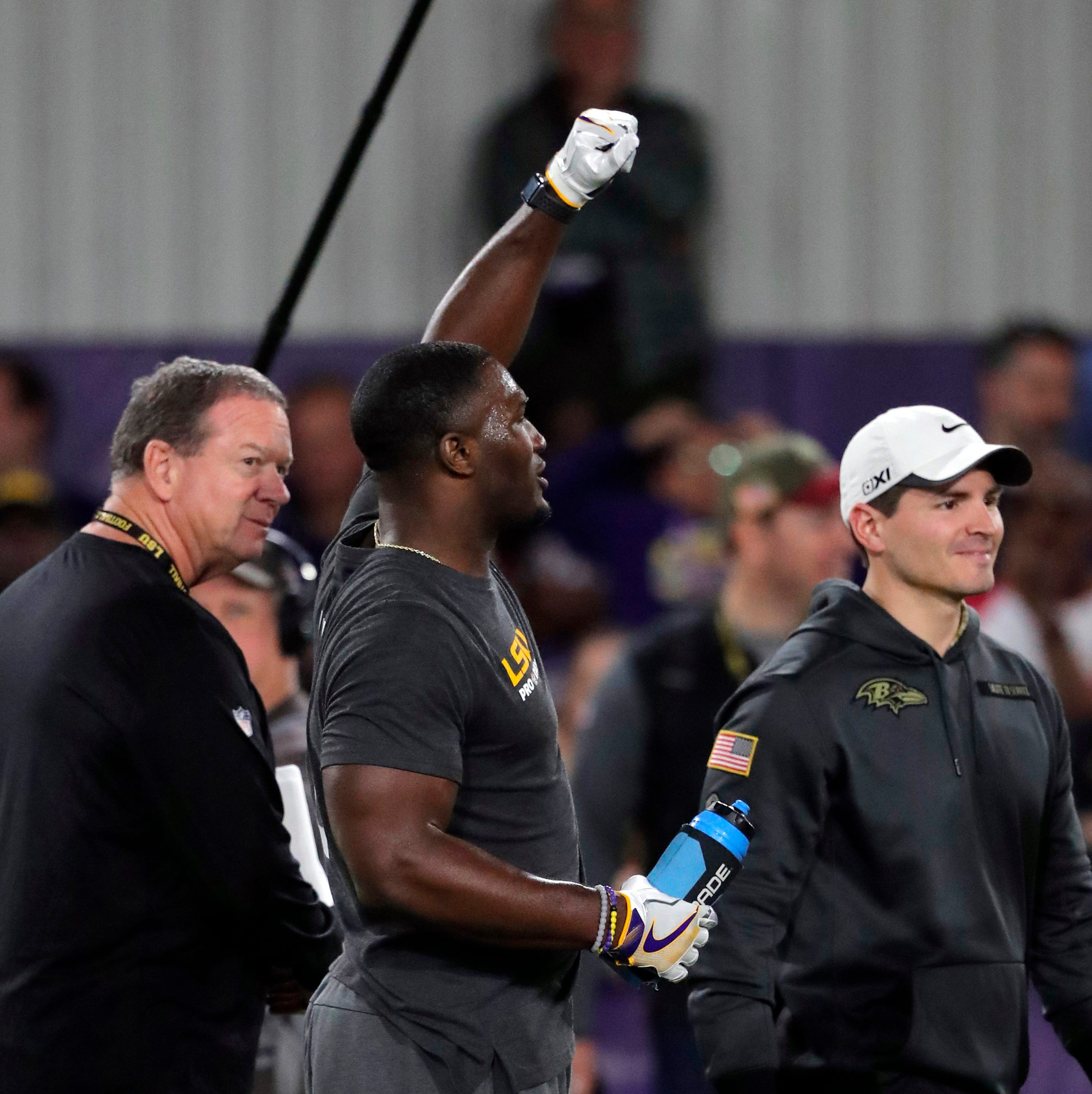 Devin White: 'Draft me' or in 5 years 'I'll be looking for $100 million'