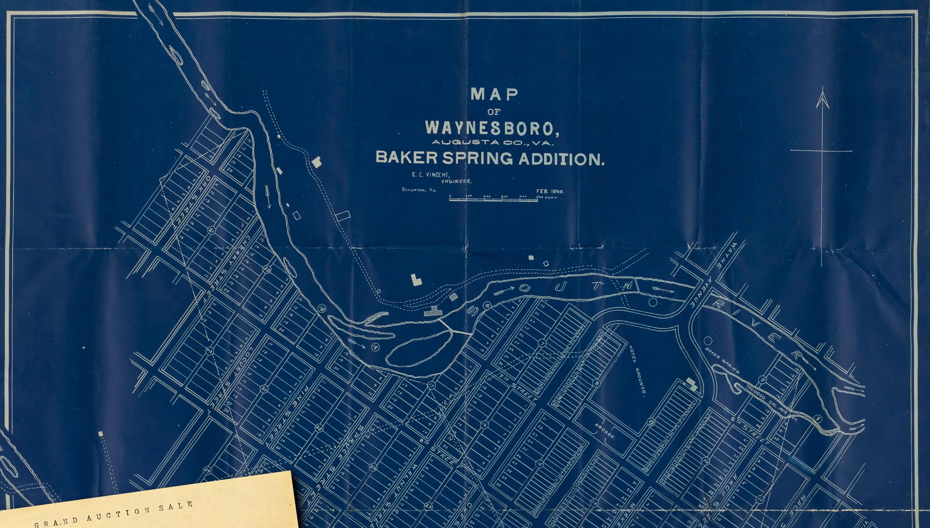 Baker Springs was the city that never happened: Waynesboro