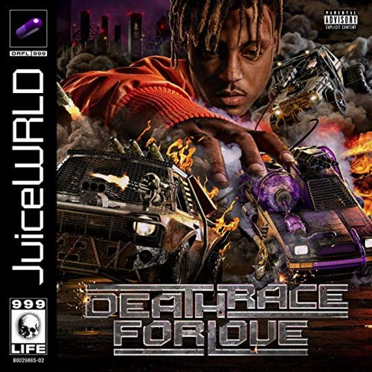 Death Race For Love byJuice WRLD
