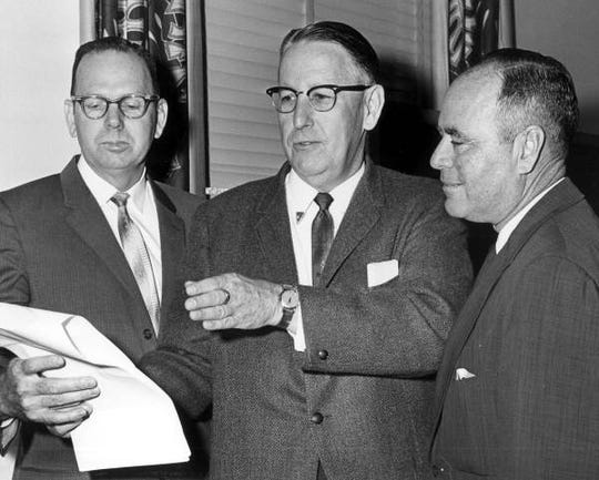 Senator Johns discussing plans to screen-out homosexuals in 1963.