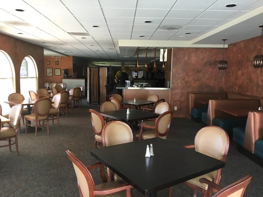 """The interior of the former Camboni Italian Restaurant & Bar in Thousand Oaks will be remodeled with wood booths and tables, """"to give it the same feel as the original Original Pizza Cookery,"""" says restaurateur Jordan Klempner."""