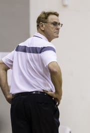 College of the Sequoias men's basketball head coach Rusty Smith is retiring. He is the winningest head coach in program history.