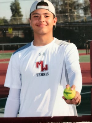 Mt. Whitney's Seth Herrera is the Times-Delta prep athlete of the week.