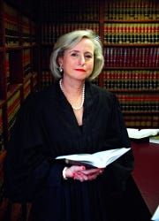 State Supreme Court Justice Joan Lefkowitz