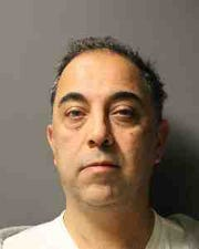 Rami Ghrewati, 54, of New Castle has been accused of raping a woman in town in November.