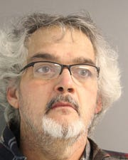 George Thomas has been charged with four burglaries in Clayton and Hartly.
