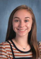 Lexi King of Burkburnett High School.