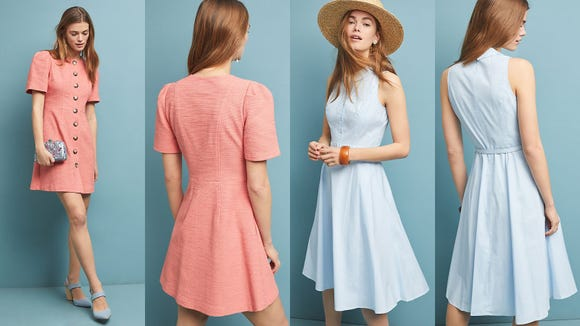 These timeless dresses are sophisticated and still make a bold statement.