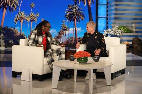 Offset and Ellen.