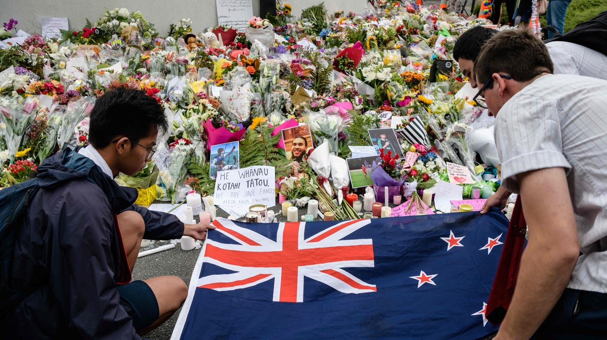 New Zealand mosque shootings: How 12 countries compare to ... on