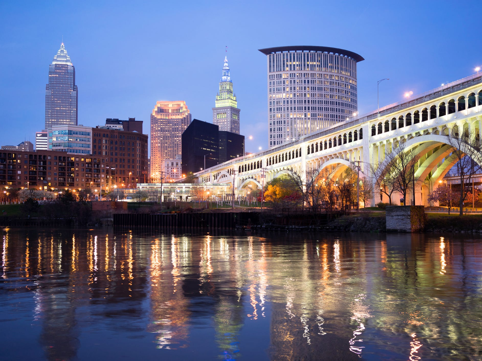 No. 5: Cleveland.