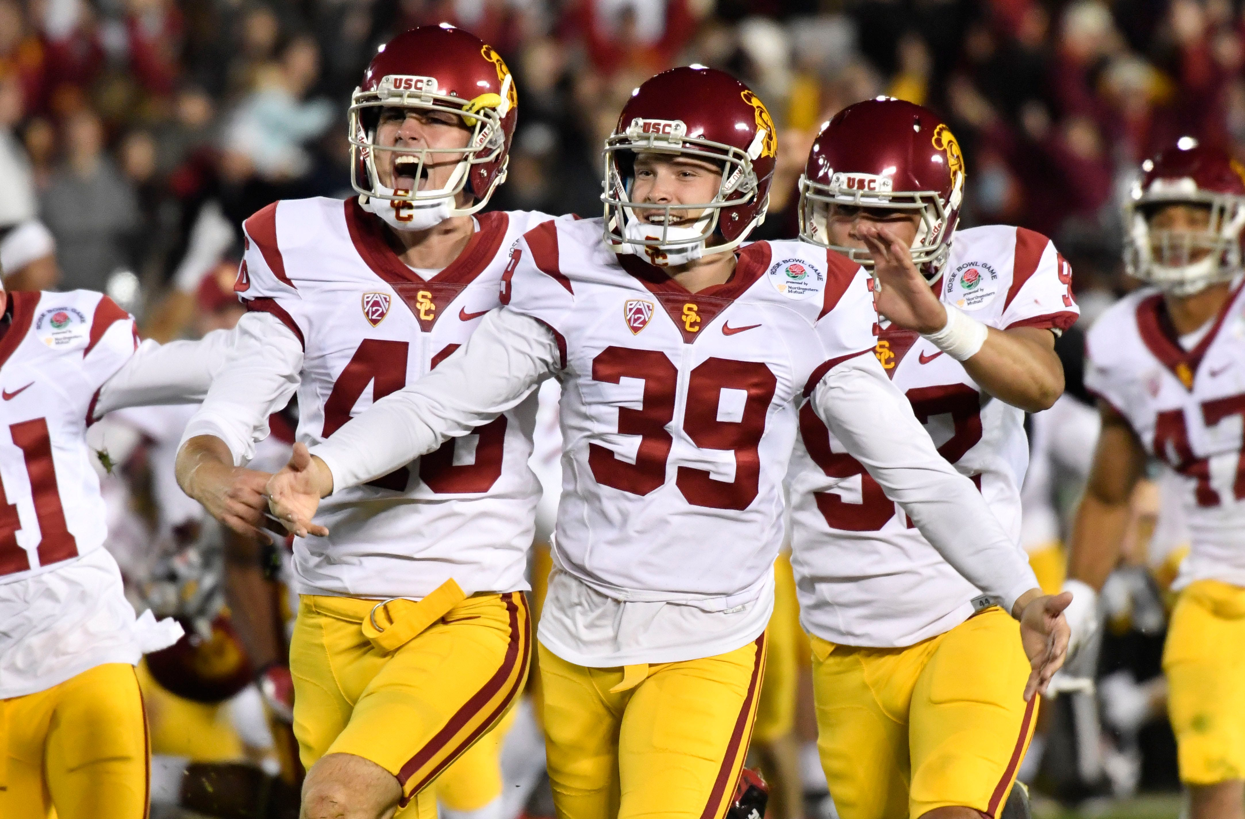 Former Southern California kicker sues school over expulsion based on domestic abuse claim