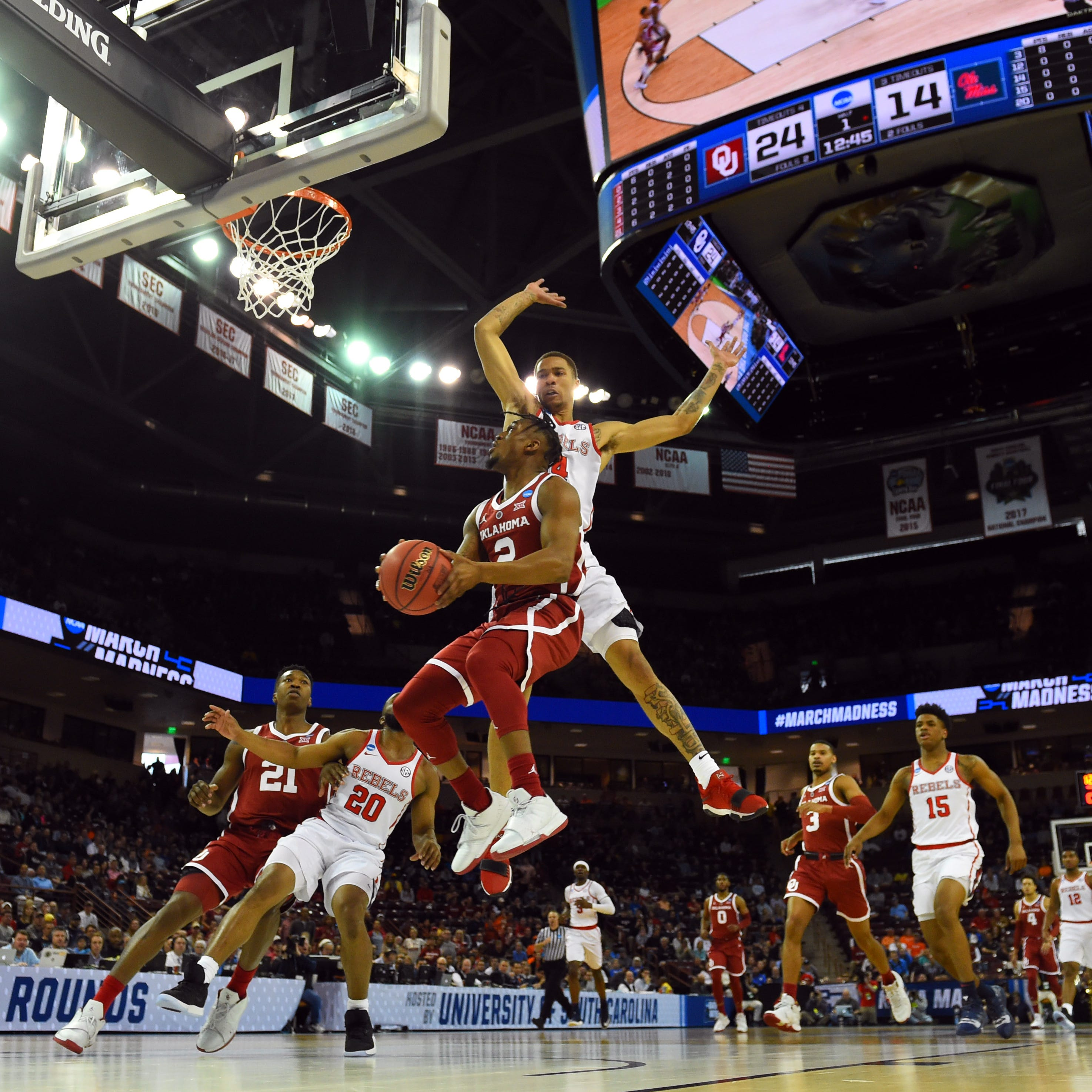 One and done: Ole Miss basketball blown out by Oklahoma in NCAA Tournament Friday