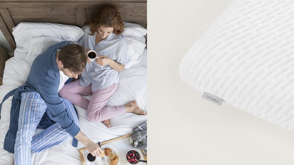 These ultra-soft pillows can make your bed even more inviting.