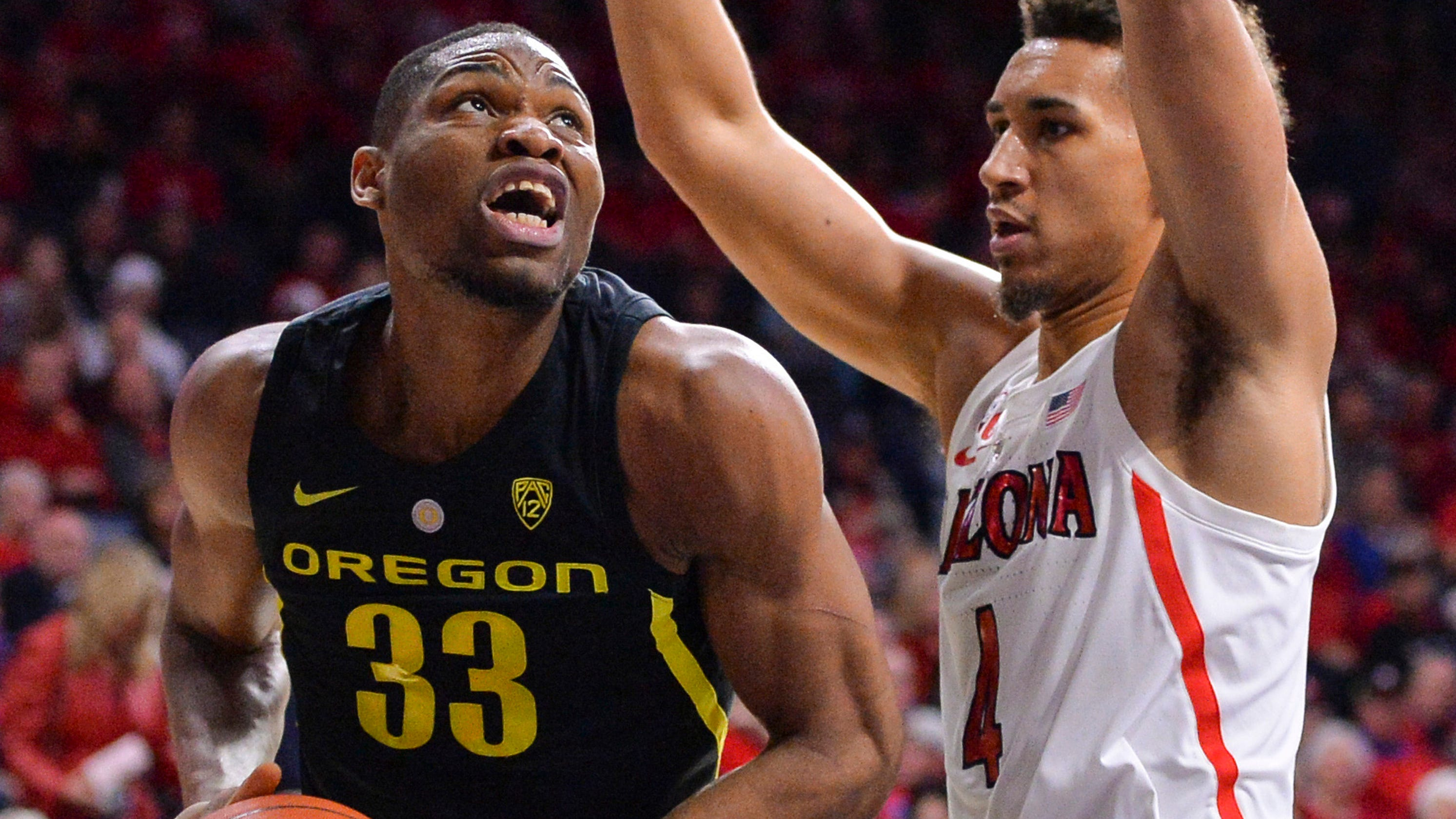 Oregon was in danger of missing the NCAA tournament. An 'accident' changed everything