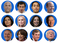 Who is running for president in 2020? An interactive guide
