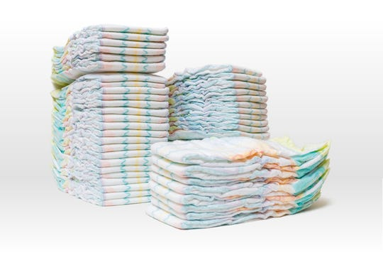 Each month in the Greater Cincinnati area there are 16,000 diaper-wearing childrenwho gowithout the supplies all babies need, according to statistics from the nonprofit Sweet Cheeks Diaper Bank.