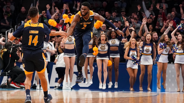 NCAA Tournament: UC Irvine Stuns Kansas State For Major Upset