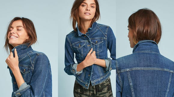Everyone needs a good basic denim jacket in their closet.
