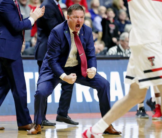 Chris Beard, Texas Tech University, $2,800,000.