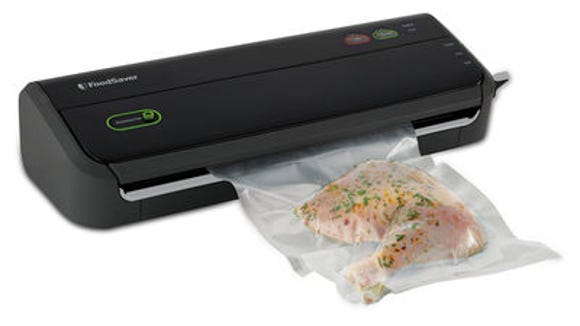 This device can help you seal away meals throughout the week.
