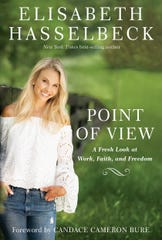 "Elisabeth Hasselbeck has written a new book, ""Point of View."""