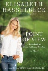 Elisabeth Hasselbeck wrote a new book,