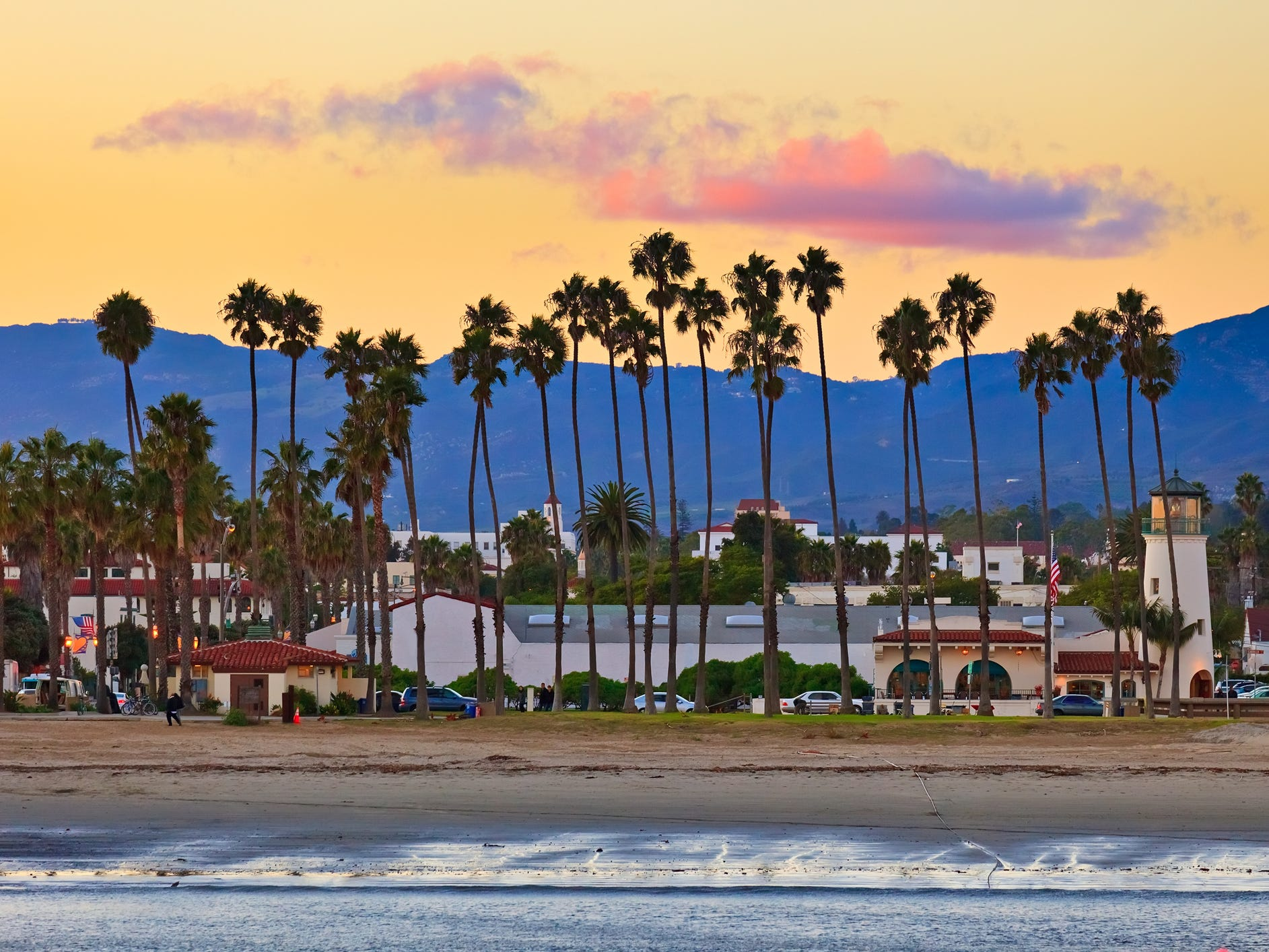 No. 16: Santa Barbara, California.