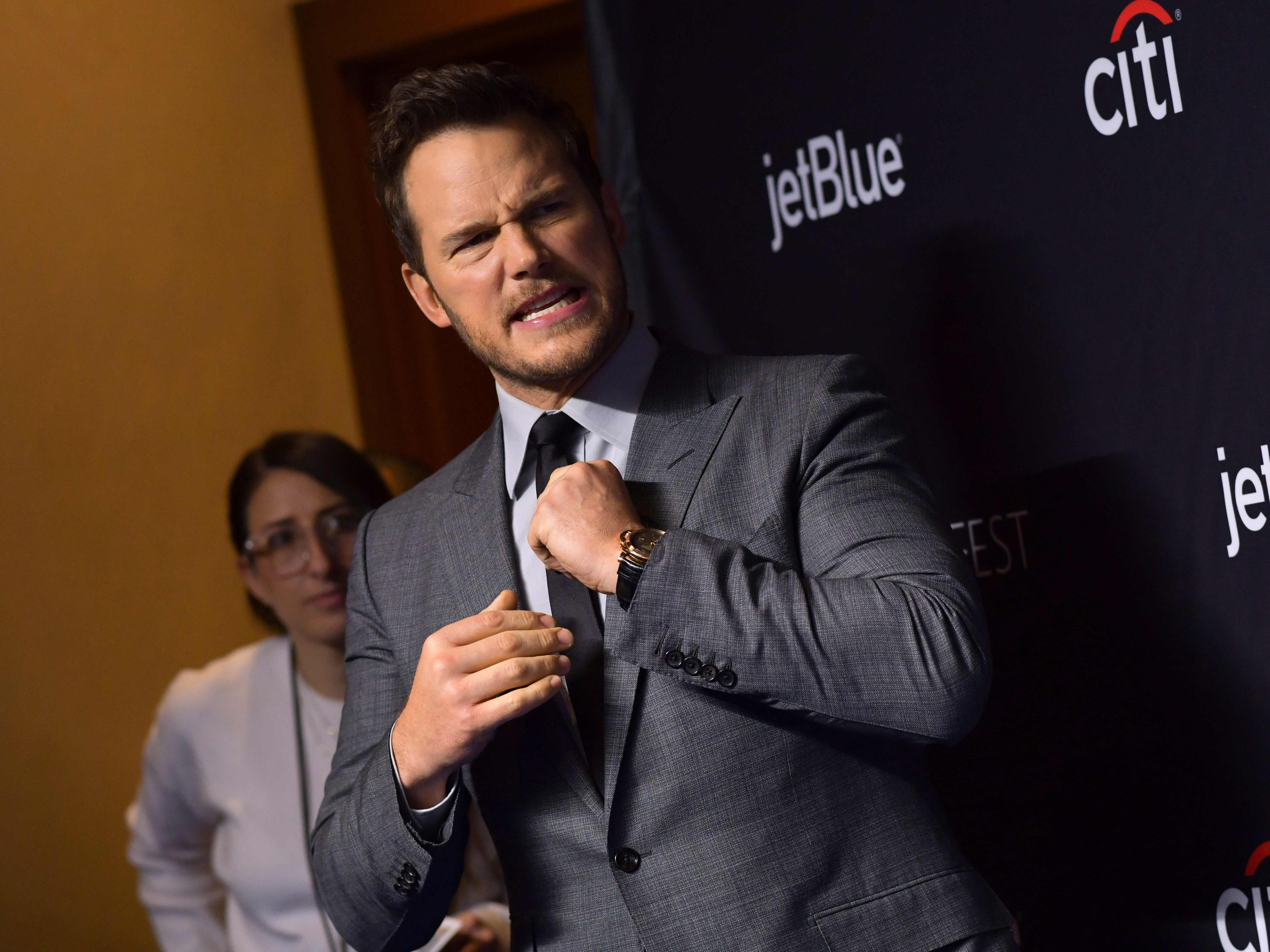 "He may be a major movie star now but Chris Pratt came from TV. On March 21, he reunited with his castmates from ""Parks and Recreation"" to mark the 10th anniversary of the NBC comedy's premiere. Click forward to see what else celebrities have been up to this month."
