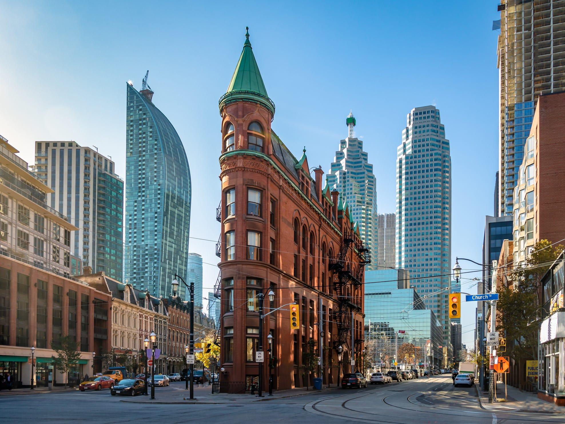 No. 12: Toronto.
