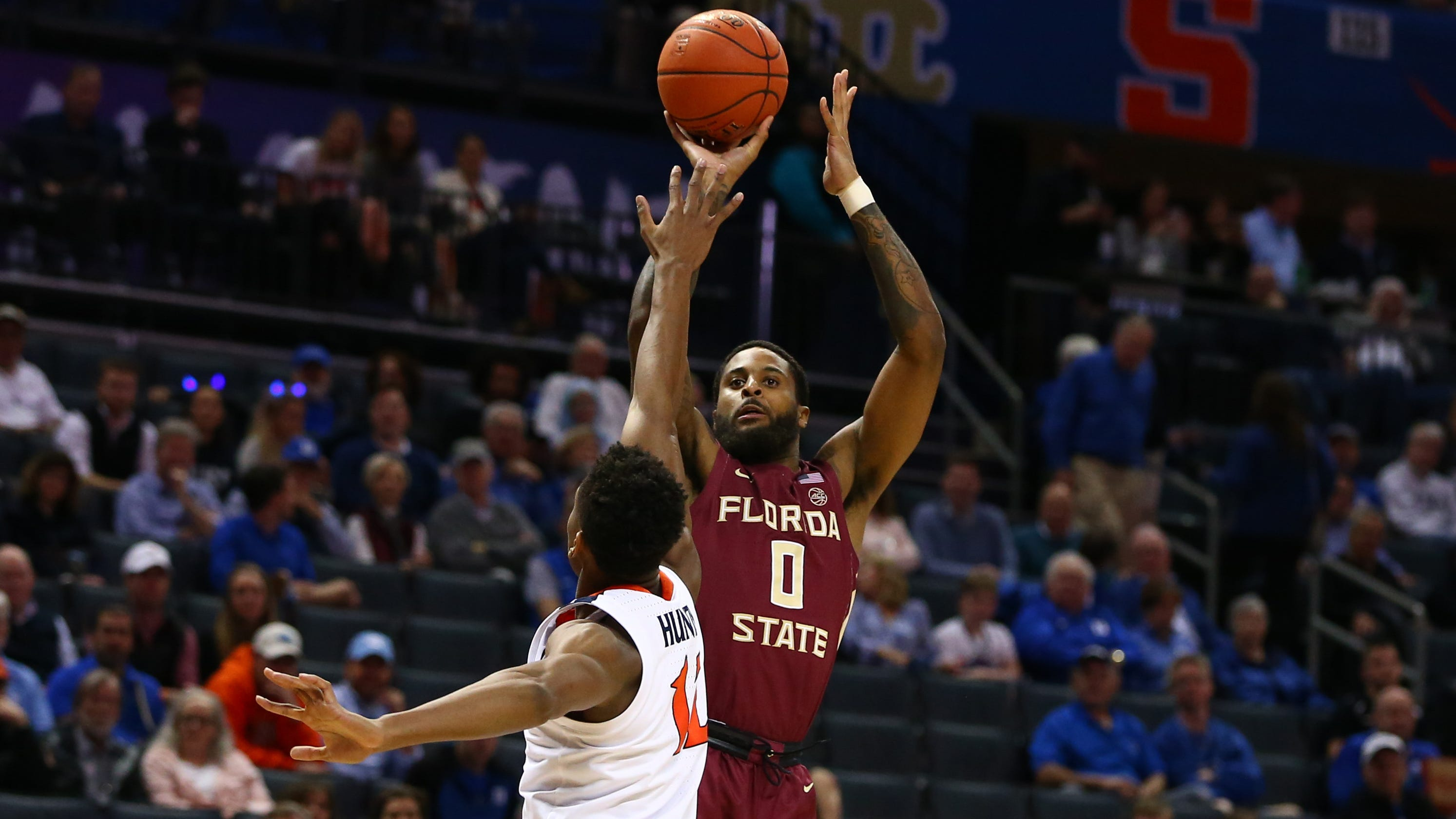 NCAA tournament: Florida State vows to play for teammate Phil Cofer after dad's death