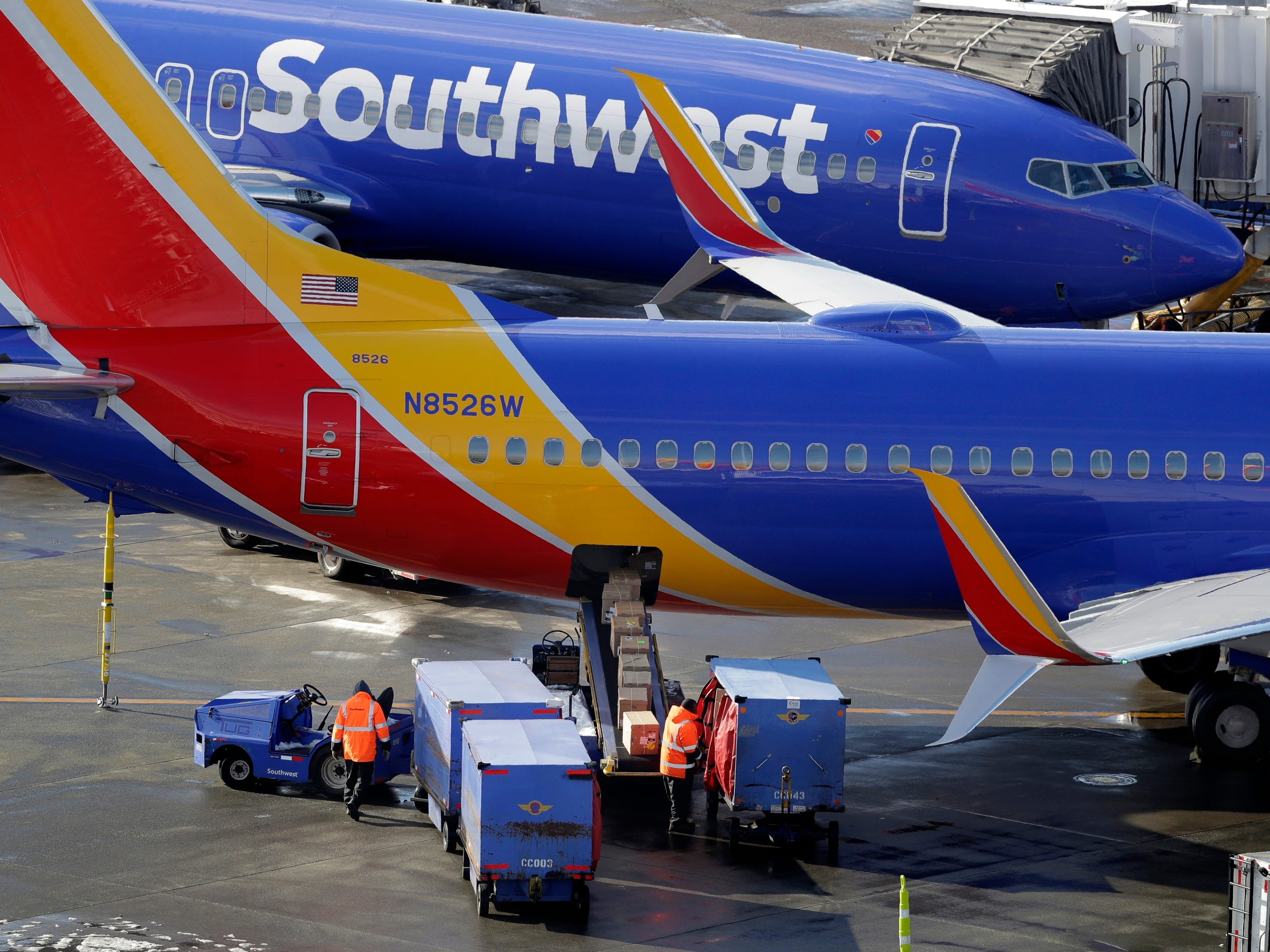 Bumped for balance? How airplane weight can affect your flight
