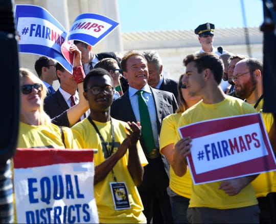 Two years ago, former California governor Arnold Schwarzenegger led the effort against partisan gerrymandering, to no avail.