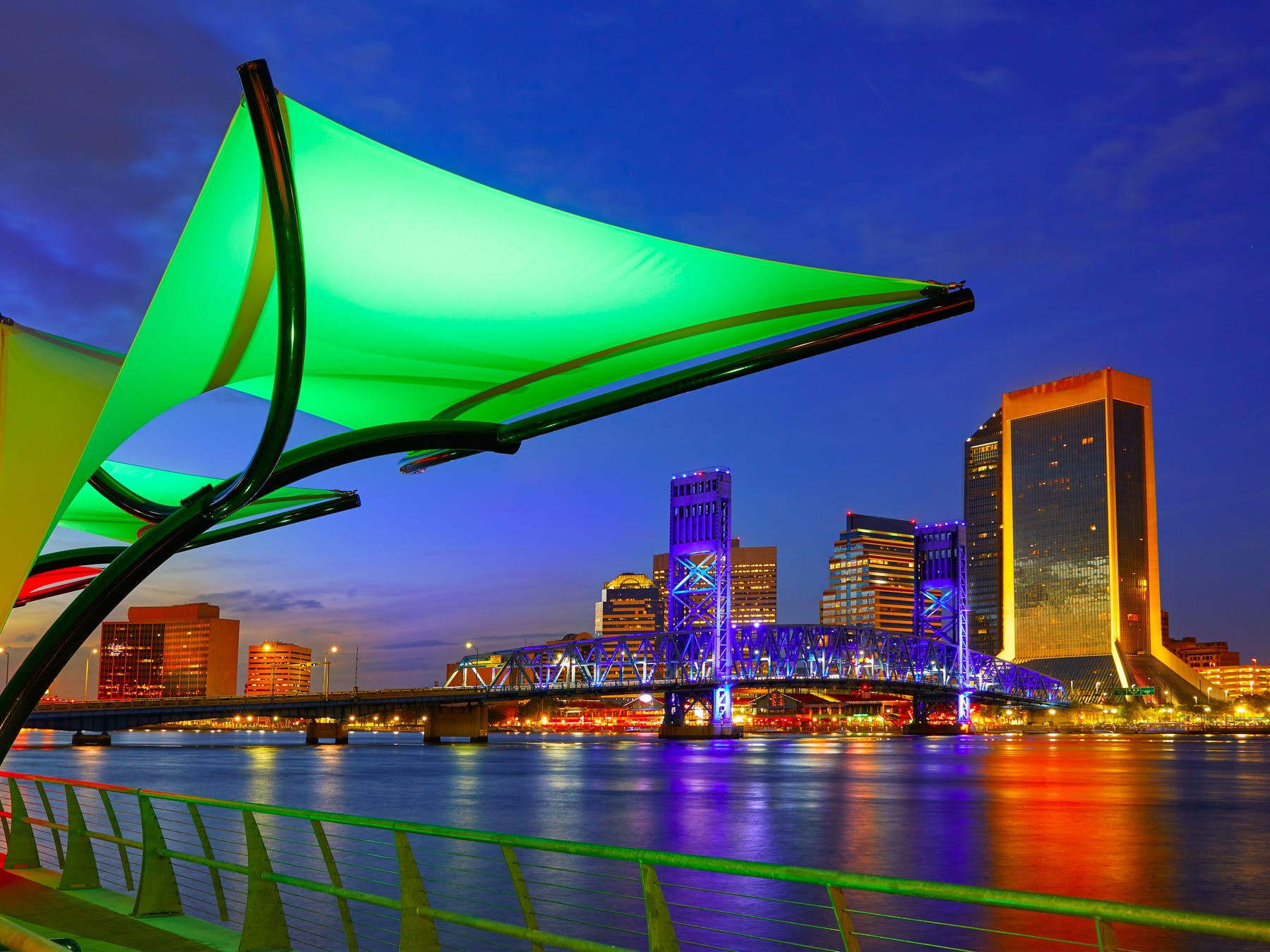 No. 11: Jacksonville, Florida.