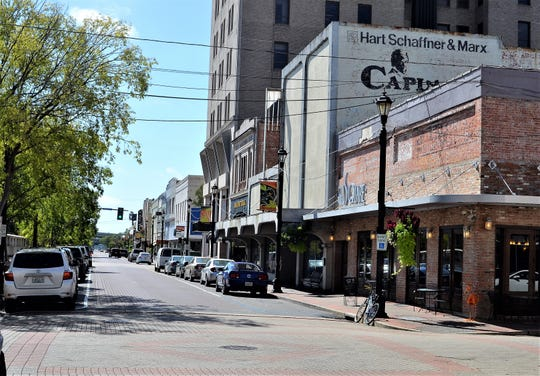 Downtown Alexandria s expected to experience a surge of people when Central Louisiana Technical Community College's new main campus opens there in the Fall.