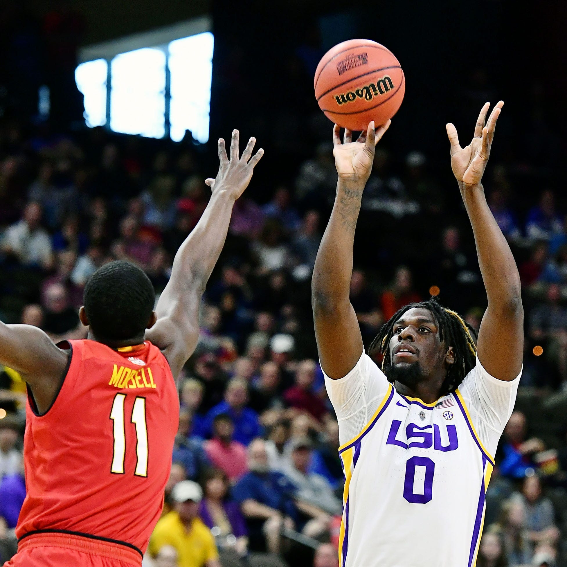 2019 NCAA Tournament: LSU's Naz Reid is ready for NBA
