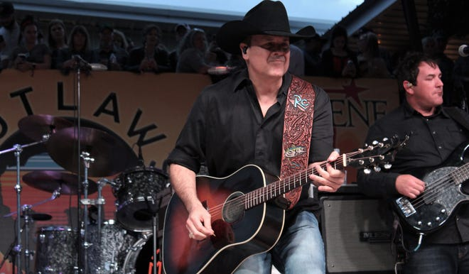 Roger Creager will play in San Angelo at The Concho Palace on Friday, April 19, 2019.