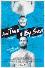 "C.J. and Damien Hobgood star in the film, ""And Two If By Sea."""
