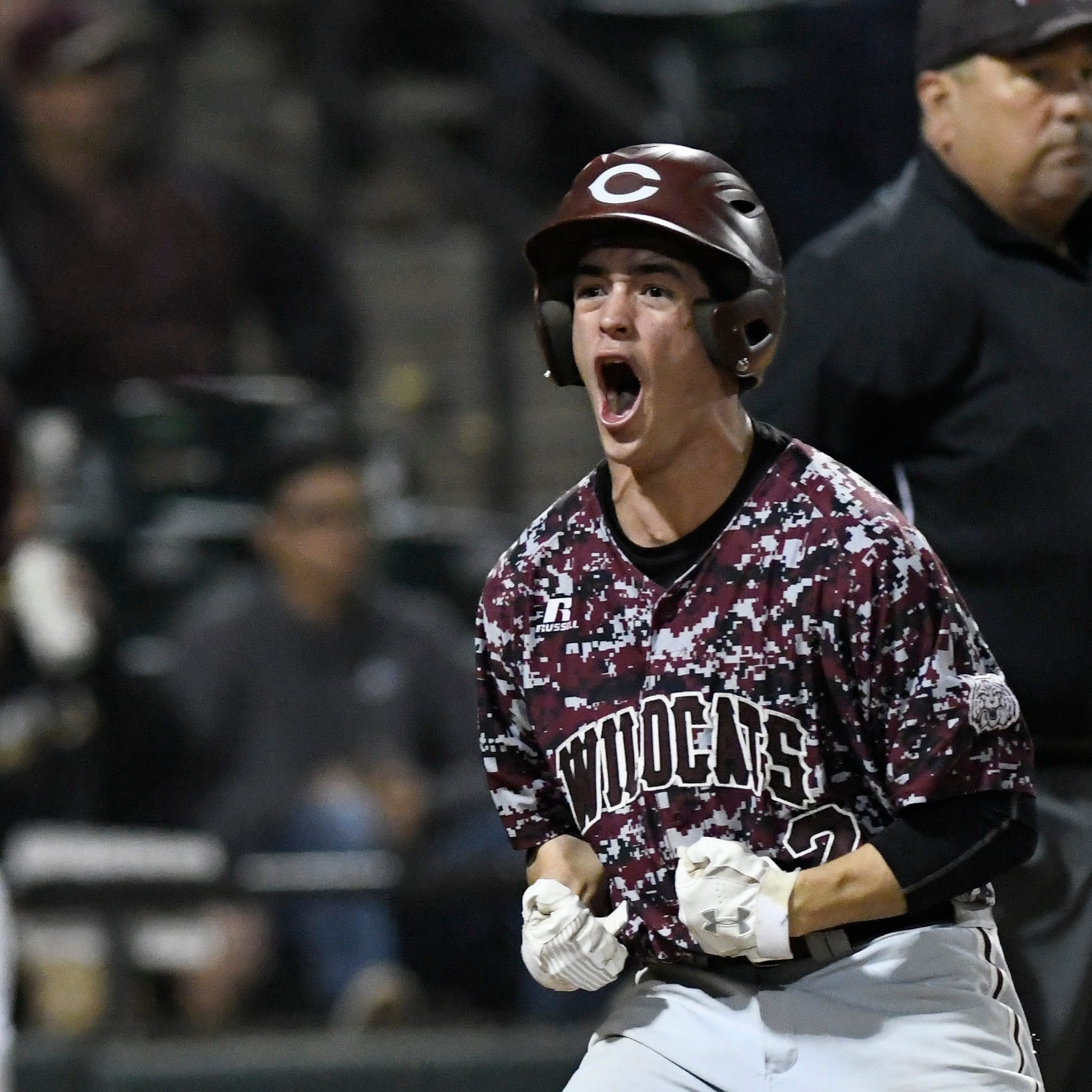Oliver's 12 Ks, 3 RBI leads Calallen past Tuloso-Midway in high school baseball game